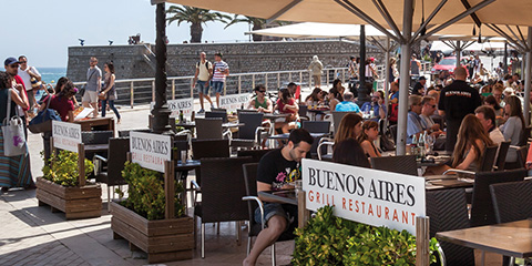 Buenos Aires Grill Sitges